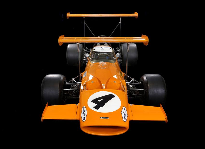 McLaren M7C-head on-