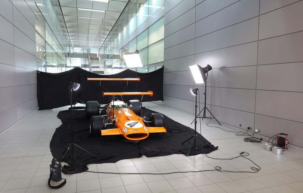 McLaren M7C-