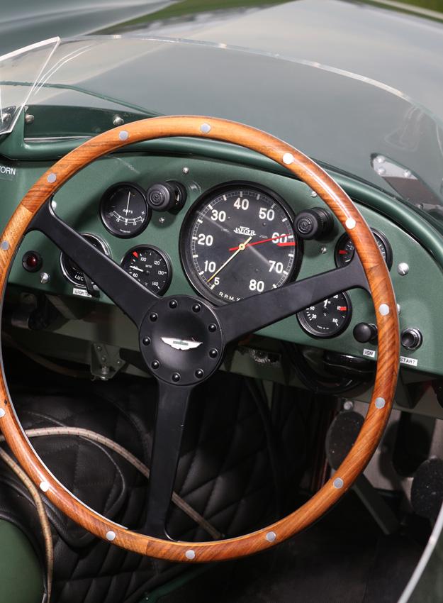 Aston Martin DB3S-2w