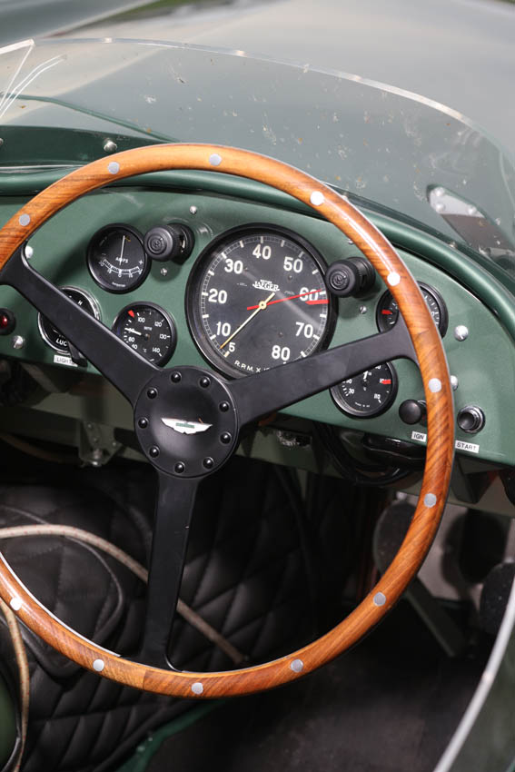 Aston Martin DB3S-1