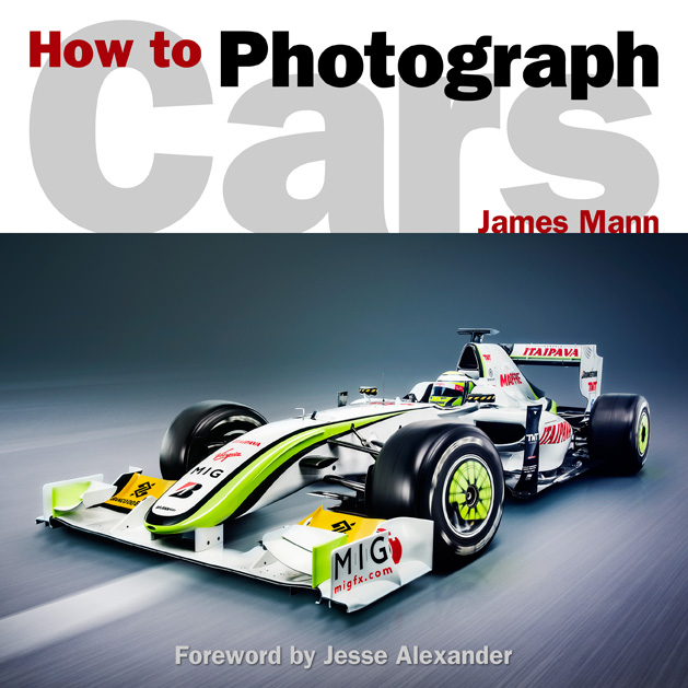 How to Photograph Cars new edition