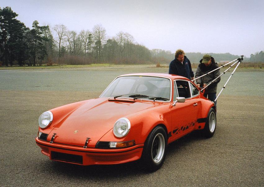 Porsche 911 small-rig