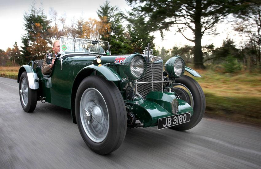 1934 MG K3