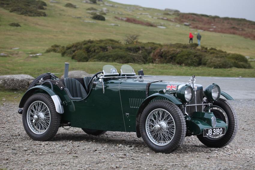 1934 MG K3-2