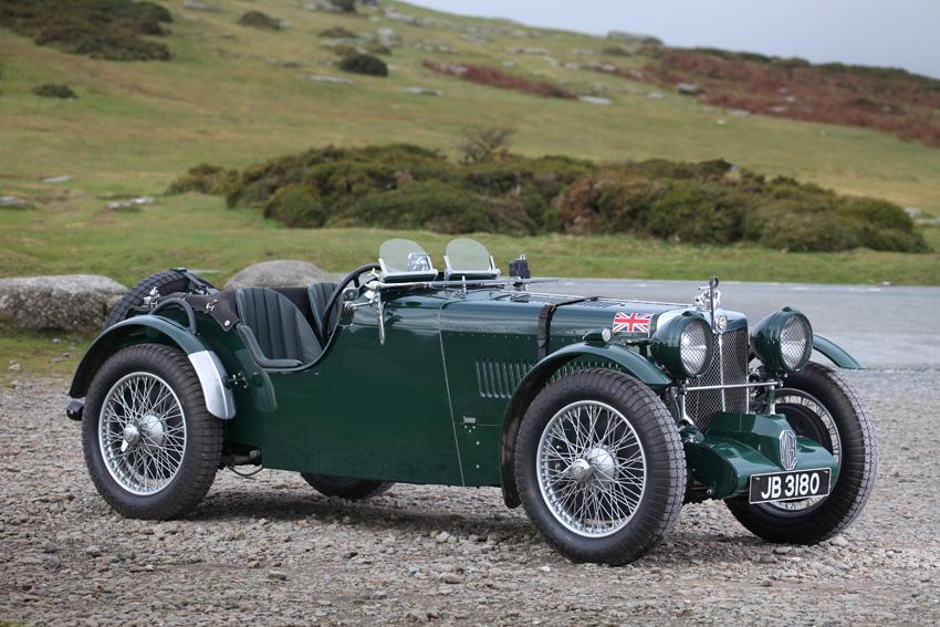 1934 MG K3-3